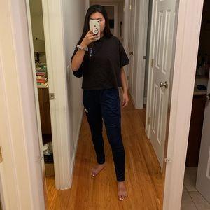 Adidas Navy Training Pants